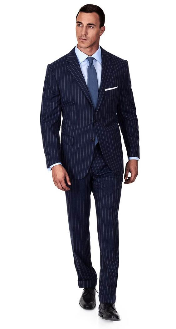 blue-pin-stripe-business-suit