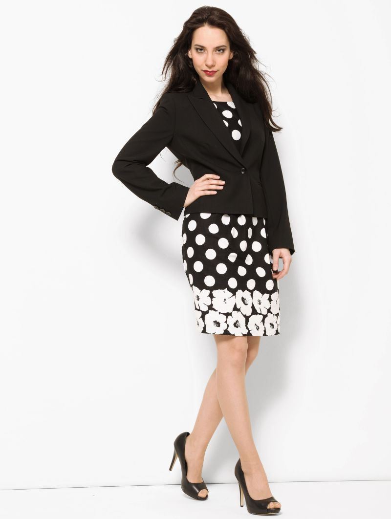 Corporate clothes for women